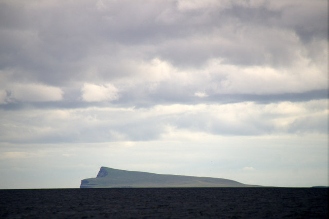 Noss from Lunning Sound
