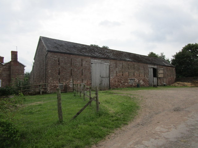 Barn at White House Farm