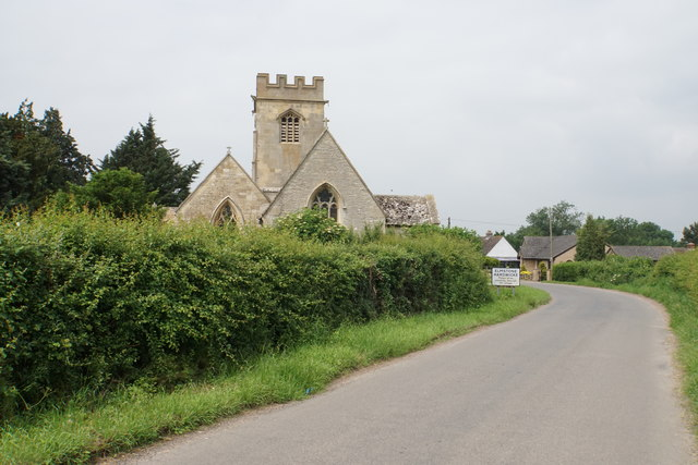 Entering Elmstone Hardwicke
