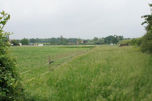 Equestrian land at Emstone Hardwicke
