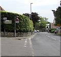 SY3392 : Keep in low gear down Pound Street, Lyme Regis by Jaggery