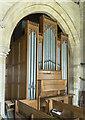 TA0067 : Organ, St Peter's church, Langtoft by Julian P Guffogg