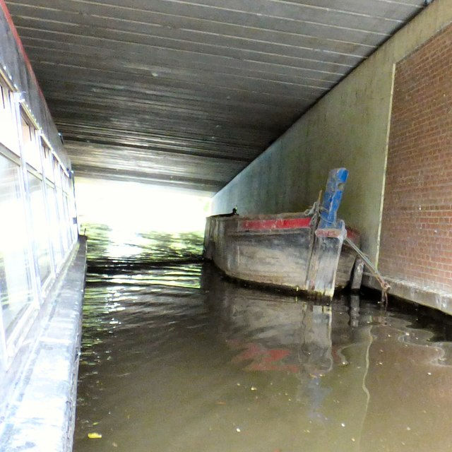 Under the M60