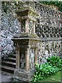 TG2208 : The Plantation Garden - Italianate terraces Cosseyware by Evelyn Simak