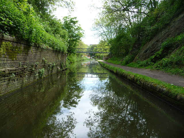 The former Brewins Tunnel, Dudley No 2 Canal