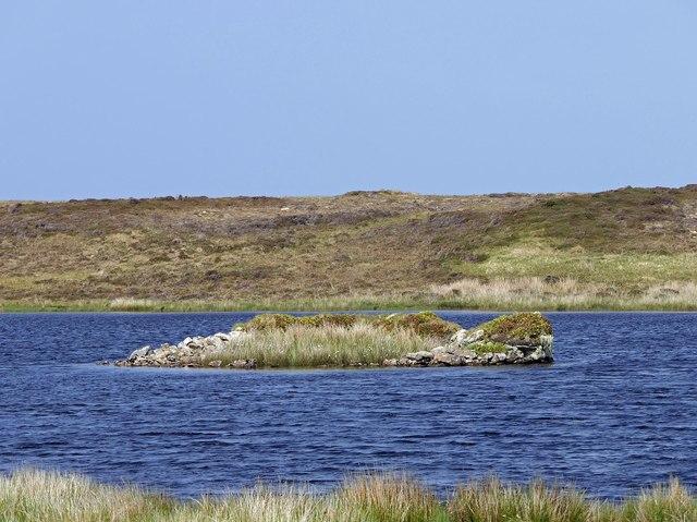 Dun, Loch Shiabhat, Isle of Lewis