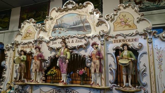 Amersham Fair Organ Museum