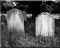SU8918 : Gravestones of Philip and Irene Noel-Baker at Heyshott by Stefan Czapski