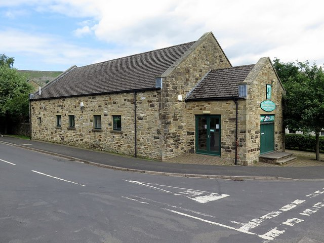 Business Unit, Silver Street, Reeth