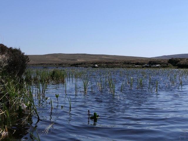 Loch nan Uidhean, Isle of Lewis
