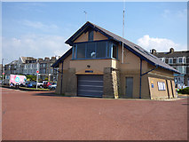 SD4364 : Morecambe RNLI station by Stephen Craven
