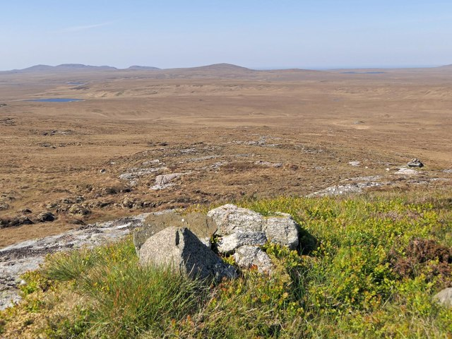 Cairn, Beinn nan Surrag, Isle of Lewis