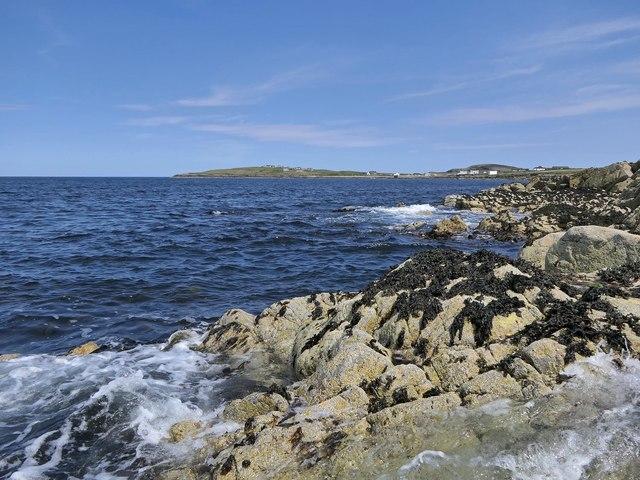 Coastline, Gob Chaileagadh, Isle of Lewis