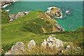 SX7236 : Bellhouse Rock by Derek Harper