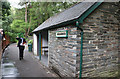 SH6504 : Cleared to depart - Dolgoch Station by Chris Allen