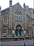 ST7565 : Baptist church by Michael Dibb