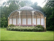 ST7465 : Bandstand, Royal Victoria Park by Michael Dibb