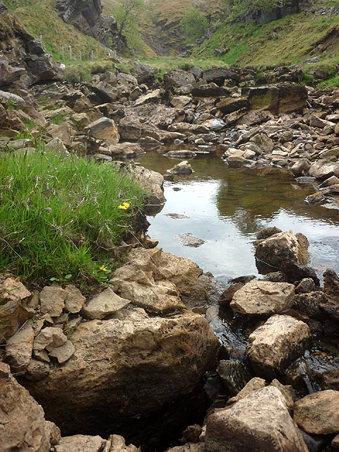 The River Belah sinks in its bed (2)