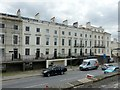 SK5640 : Derby Terrace, Derby Road, Nottingham by Alan Murray-Rust