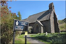 NY4319 : St. Peter's, Martindale by Peter Jeffery