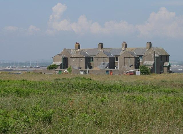 Trinity House Pilot Houses, Piel Island