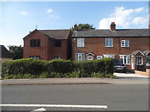 SP1855 : Houses on Alcester Road, Stratford on Avon by David Howard