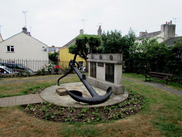 Lyme Regis War Memorial