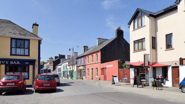 Bank Place, Castletown-Bearhaven