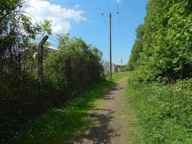 Path to the River Leven