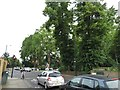 TQ1671 : Crossroads on Manor Road, Teddington by David Howard
