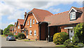 TL1742 : Housing on Southill Road, Broom by Des Blenkinsopp