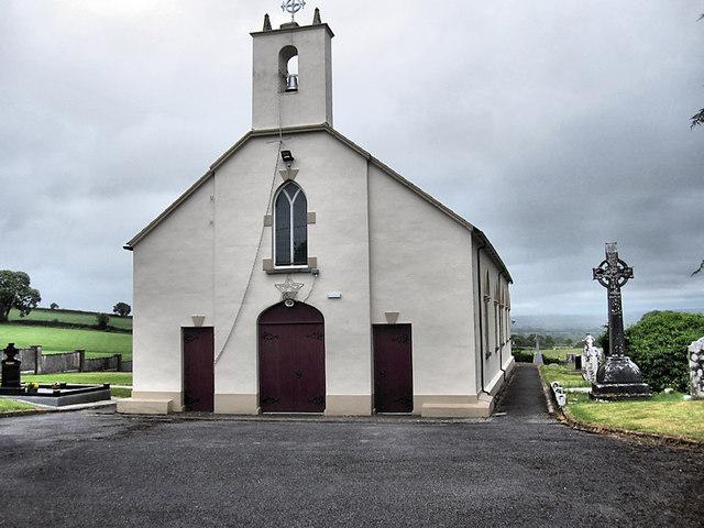 Clontubbrid Church