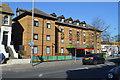 TQ3787 : Ibis Styles Hotel, Lea Bridge Rd by N Chadwick