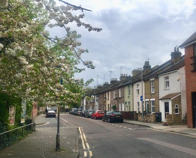 Suffolk Road, Dartford