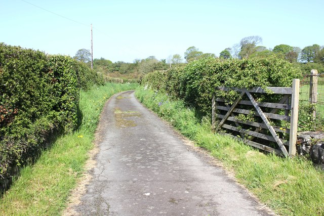Public Footpath to Hendy