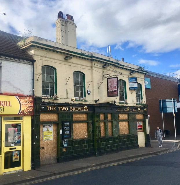 The Two Brewers, Dartford
