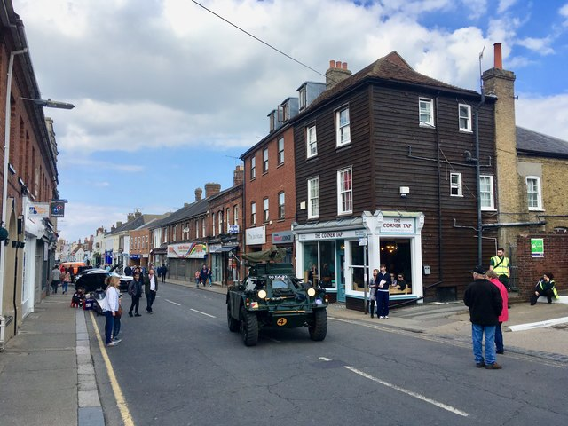 Preston Street, Faversham