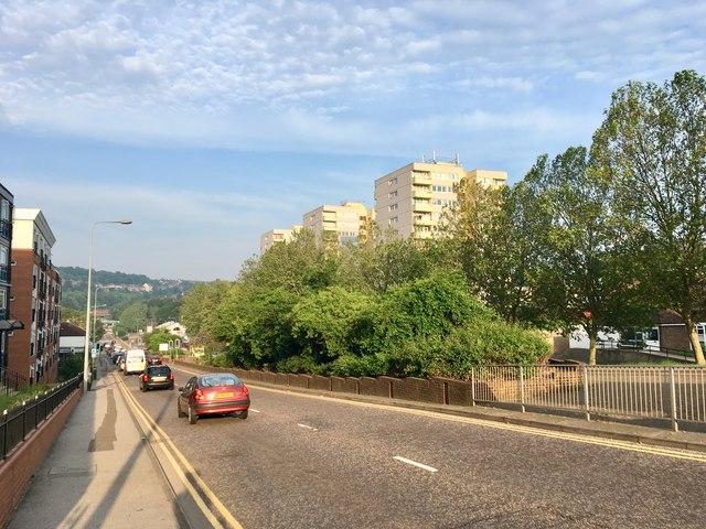 New Road, Chatham
