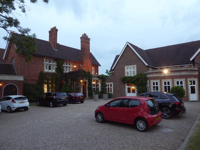Part of Pontlands Park Hotel, Great Baddow, Essex