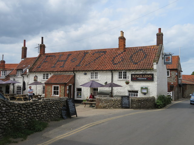 The King's Arms, Blakeney, Norfolk
