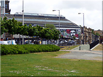 NS5964 : The Clyde Walkway at Stockwell Quay by Thomas Nugent