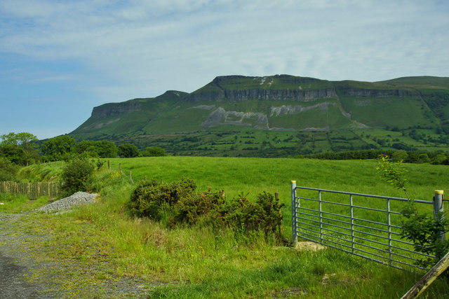 Benbulbin from Lugnagall