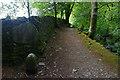 SD4097 : Sheriff's Walk by Ian Taylor