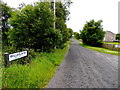 H5672 : Mullaghslin Road by Kenneth  Allen