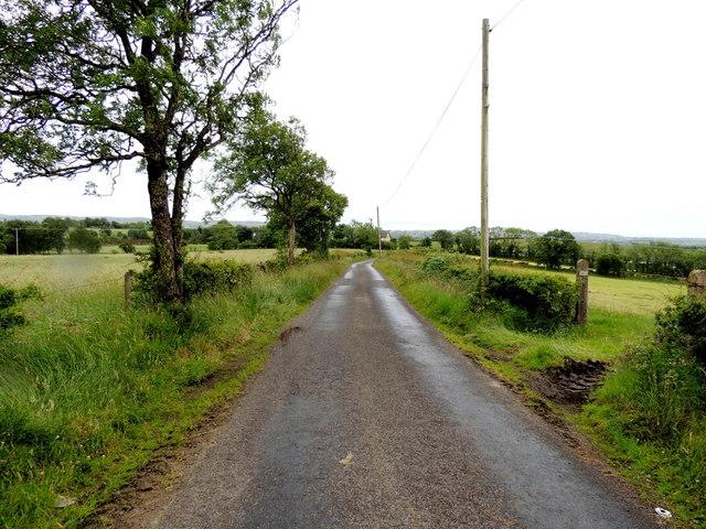 Tullyneil Road