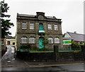 ST1795 : Former Mynyddislwyn Urban District Council Offices, Bryn Road, Pontllanfraith by Jaggery