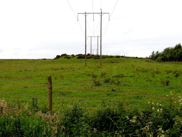 Powerlines, Mullaghslin Glebe