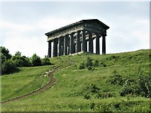NZ3354 : Penshaw Monument (Earl of Durham's Monument) by G Laird