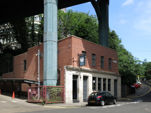 The Bridge Tavern, Akenside Hill, NE1