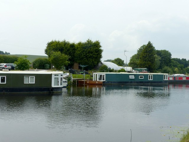 Moorings at East Midlands Boat Services